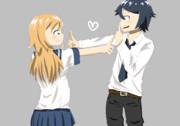 高坂兄妹で恋ダンス