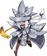 槌鮫の魔女