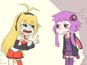 悪魔バスター★スターバタフライ風ゆかまき