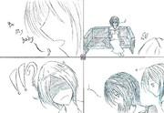 鷺沢さんとデレステ【一コマ漫画的な何か】41