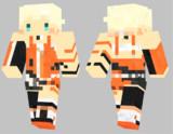 【Minecraft】ONE の スキンサンプル【Ver.1】