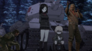 [速報]カメラは捉えた!プラウダ高校の戦車が鹵獲される決定的瞬間!!