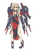 JX-25Fレイダオ(妄想FAガール)