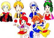 ぷよぷよとファイナルファンタジーがコラボ! A