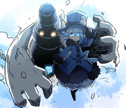 氷雪の魔女