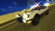 トヨタ2000GT パトカー仕様、配布します。