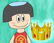 キンカン (金太郎と冠)