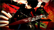 紅葉の手合せ【第二回ソードアクションinMMD】