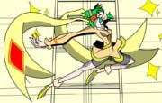 【正義の歌姫】