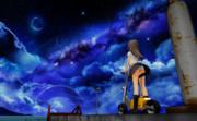 ミルフィーユ・スフレ『葱焼町の夜空』