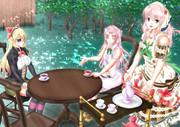 【FKG】お茶会