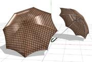 【MMDアクセサリ配布あり】露伴がイタリアで拾った傘
