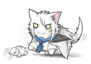 ベンジャミン提督とタ級ネコ