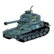 三式中戦車(チヌ)★