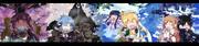 でふぉ版☆ SAO ミュージックこれくしょん! ※メディバン ペイント Pro