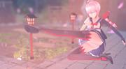 【MMDモデル配布あり】椛暗式-剑菱樱ver4.0