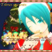 【MMD-PVF4】Christmas Maddness 2016 +HNY