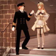 【MMD】Royal Navy