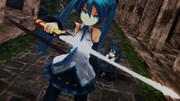 【第二回ソードアクションinMMD】戦闘モード解放!