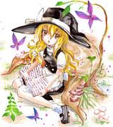 東洋の西洋魔法少女