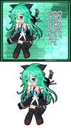 白露型駆逐艦8番艦 山風 「放っておいて……」