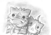 プラズマモルモットと酒匂ネコ