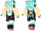 【Minecraft】初音ミク の スキンサンプル【マジカルミライ2016】