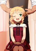 櫻井桃華の髪をときたい。