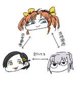 たのしい三姉妹