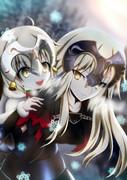 Fate/Grand Order・ジャンヌオルタ・オルタリリィ