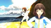 【Fate/磯風騒嵐記!】聖剣、抜刀!