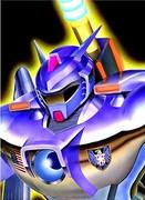 プラズマ・ロボット TESLOR