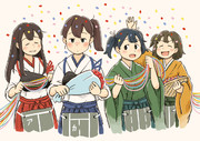 加賀さんと南雲の仲間たち