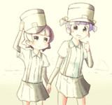 舞鶴の姉妹