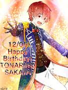 Happy Birthday坂田さん!