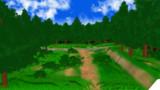 【MMD】森の中の川ステージ ある程度完成 重いかも?なステージ