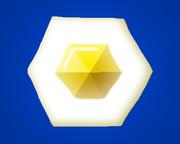 六角形の目玉焼き