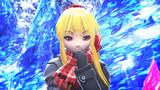 毎月七日はルーミアの日】ルーミア姉さんの好き!雪!本気マジック エンドカード