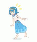 【GIFアニメ】フラフラスイレン