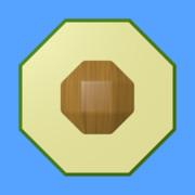 八角形のアボカド