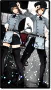【モデル配布】セシリアとセシリオ【MMDオリキャラ】