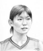 古賀紗理那選手(NECレッドロケッツ)