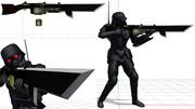 【FF零式】皇国自動小銃【モデル配布あり】