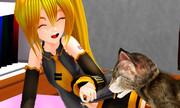 ネルとネコ