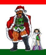 サンタな親父ぃPart2