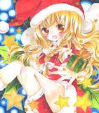 クリスマスまりさちゃん