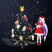 クリスマスツリーと・・・