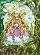 「根繋たる半樹」シアノ
