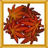 [ジャガイモ]→ドット絵しりとり→[モミジ]