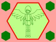天使勇者と六角形